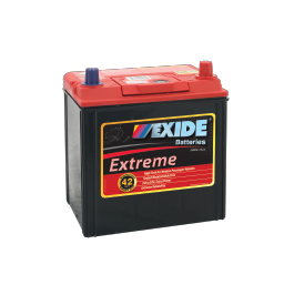 Toyota Levin Corolla 1999 On X40cpmf Exide Extreme Battery