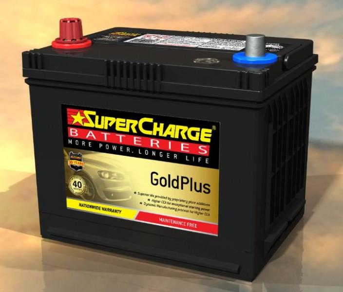 supercharge gold plus 40 months warranty battery mf50 my battery shop. Black Bedroom Furniture Sets. Home Design Ideas