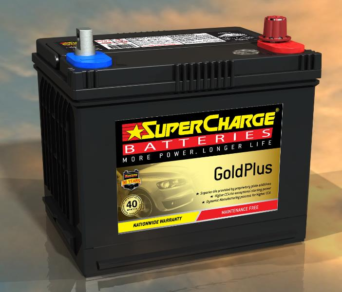 supercharge gold plus 40 months warranty battery mf51 my battery shop. Black Bedroom Furniture Sets. Home Design Ideas