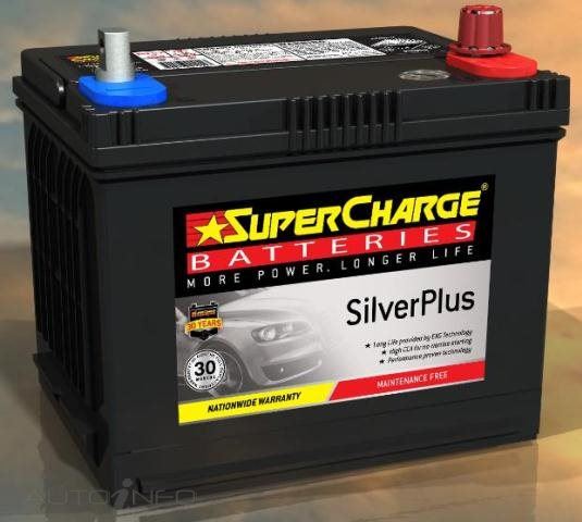 Supercharge Sliverplus 30 Months Warranty Battery SMF58EB